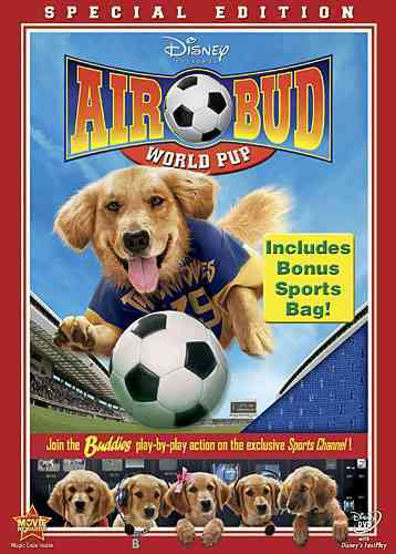 AIR BUD:WORLD PUP SPECIAL EDITION BY BOUCK,BRITTANY PAIG (DVD)